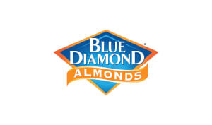 Wayne Scott Voice Over Actor Blue-Diamond Almonds Logo